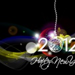 Feliz Ano 2012